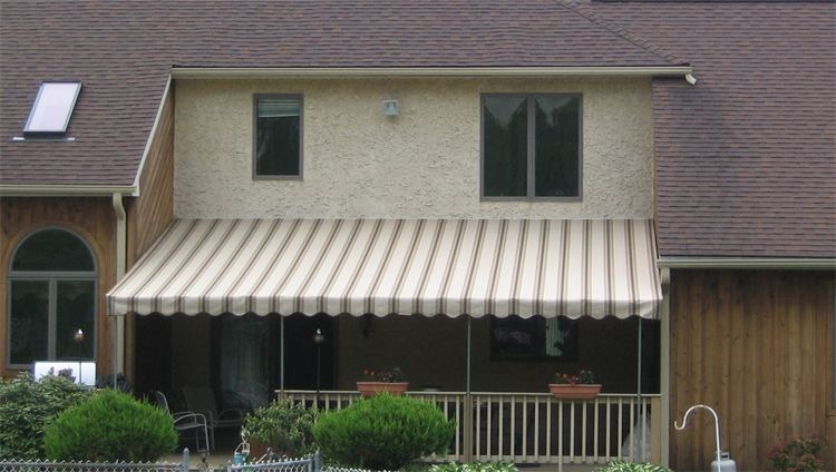 Permanent Awnings Jm Finley Llc