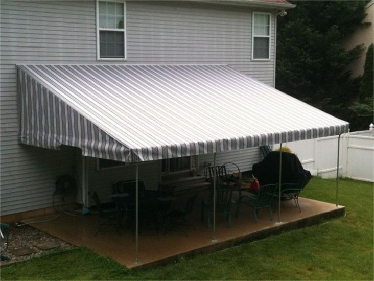 Permanent Awnings | JM Finley LLC