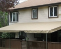 A Permanent Frame Awning in Delaware County, PA