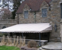 Permanent Home Awning in Delaware County, PA