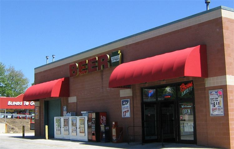 Commercial Awning Shade