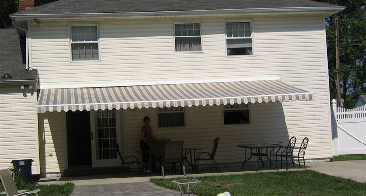 Add an Awning to Your Home